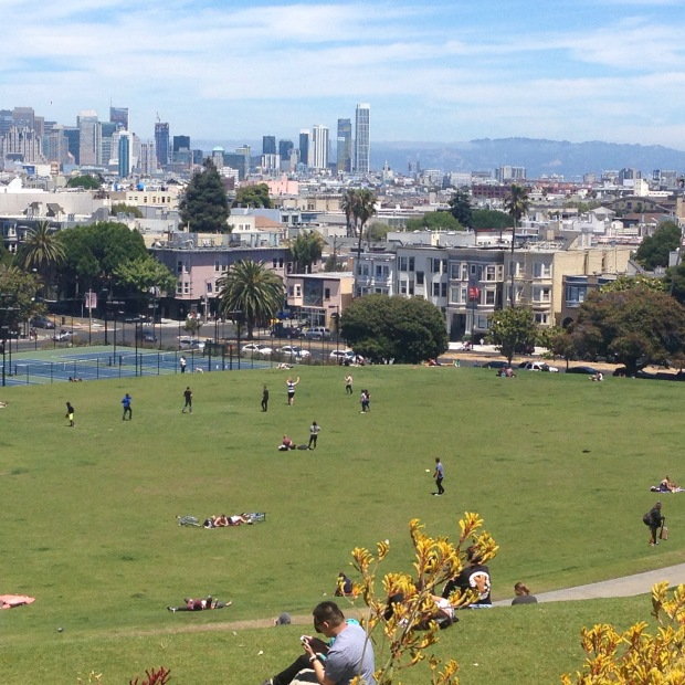 Gay San Francisco: Dolores Park