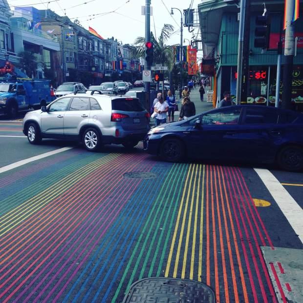 Castro Gayborhood